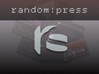 Okładka audycji random:press